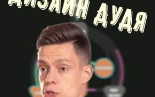 Юрий Дудь. Краткий анализ бодиграфа.